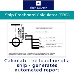 FBD-Freeboard-Calculator