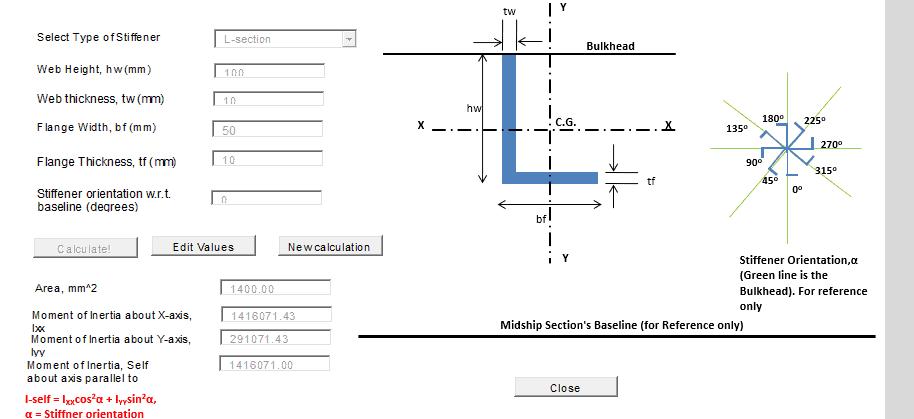 Midship-Section-Modulus-Stiffener-Properties-TheNavalArch