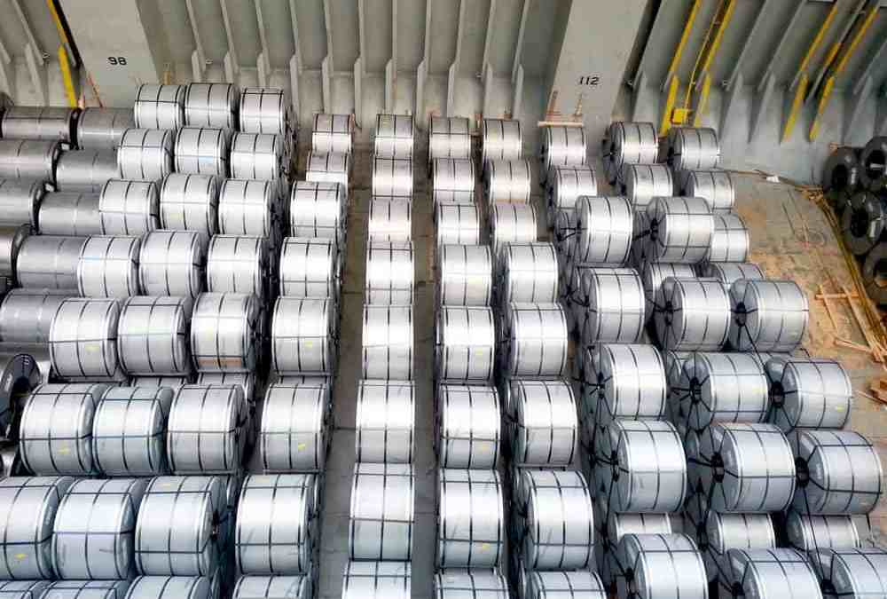 STEEL COILS LOADING – ITS CHALLENGES AND WAYS TO OVERCOME