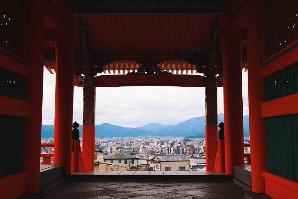 kiyomiza dera temple kyoto travel tips, what to do in kyoto