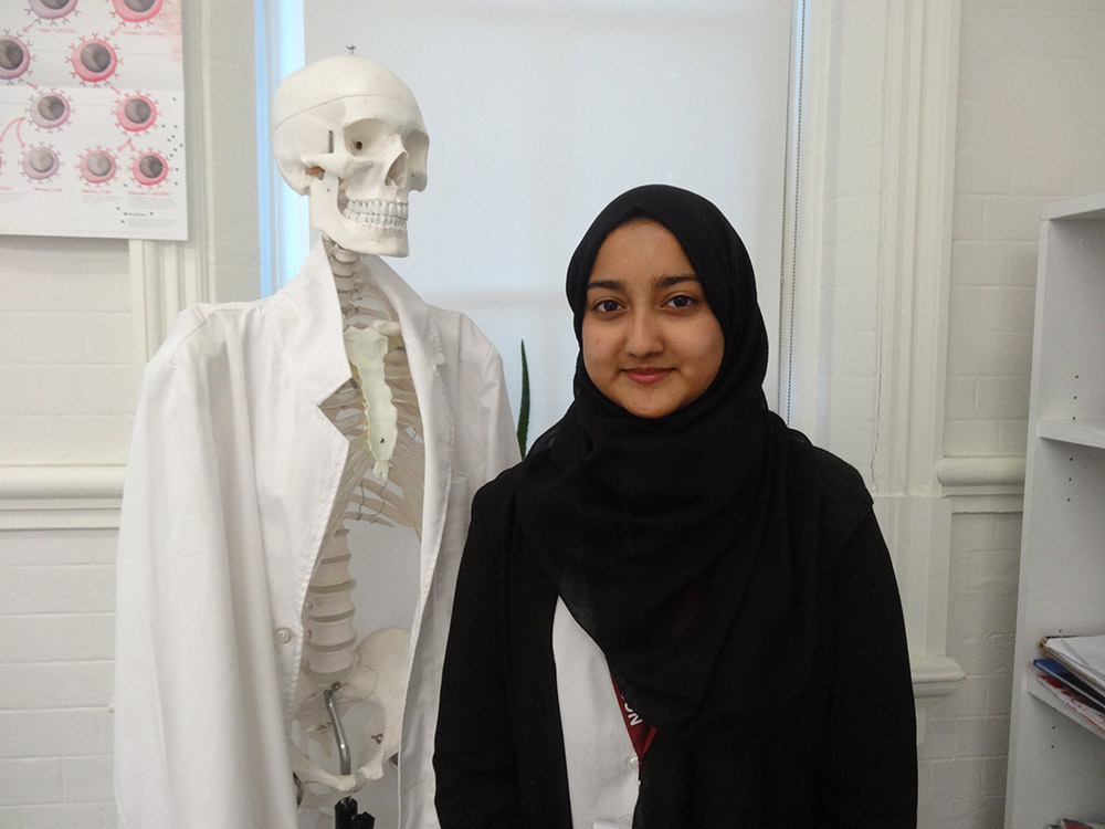 """Newham Collegiate Sixth Form Centre (The NCS) Students published on University of Cambridge's """"She Talks Science"""" blog"""