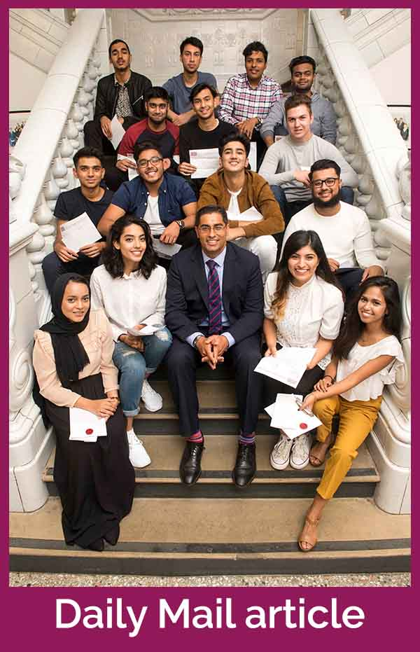 Newham Collegiate Sixth Form Centre (The NCS) In The Daily Mail