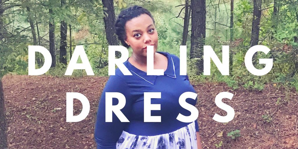 Pattern Test: The Dashing Dress