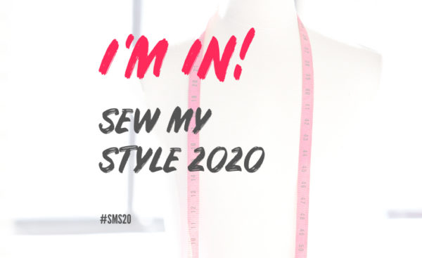 I'm A 2020 Sew My Style (SMS) Leader!