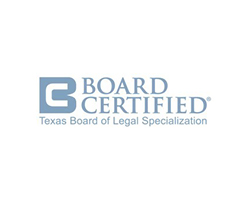 Board Certification To distinguish himself as a well-studied and highly competent criminal defense litigation specialist, he worked for, and earned, a certification in criminal law from the Texas Board of Legal Specialization® as early as they allow an attorney to undergo the certification process; after five years of legal practice.  To achieve board certification from the Texas Board of Legal Specialization® is no easy feat. One must undergo strenuous testing, receive recommendations from a predetermined number of attorneys and judges, and demonstrate their value to the bar. Tad Nelson, along with less than 10% of other practicing attorneys in the state of Texas, is Board-Certified® in his particular field of law practice; criminal law.  Learn more