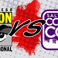 Comic Con Showdown!!