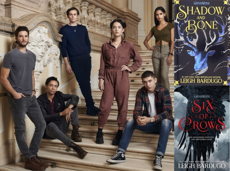10 Books Adapted Netflix TV Shows That Will Make You Binge
