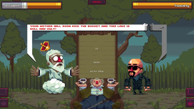 Oh... Sir! The Insult Simulator - Review