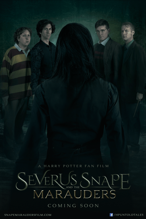 Marauders with Snape