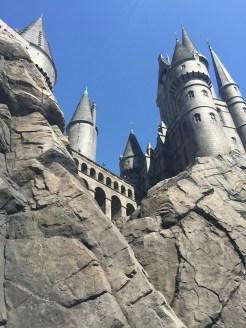 Hogwarts looks stunning
