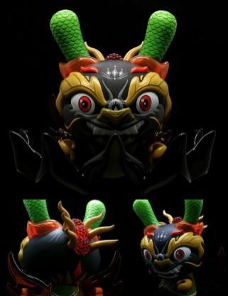 Black Imperial Lotus Dragon AP