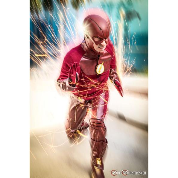 Flash (photo by James Vallesteros)