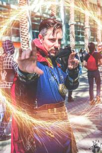 Dr. Strange (photo by Doug Stidham Photography)