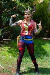 Punk Wonder Woman by @sadie_513