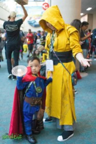 Lil Dr. Strange and Ancient One