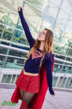 Supergirl by @tidesiren