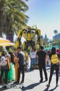 Bumblebee Statue