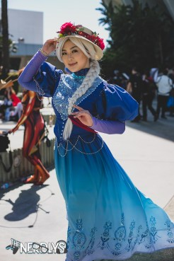 Sophie from Howl's Moving Castle by @aristargirl