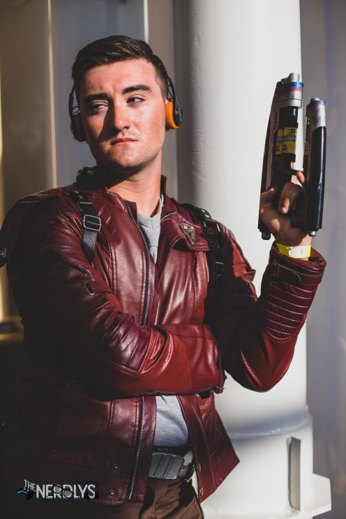 Star Lord by @obiwalsh_cosplay
