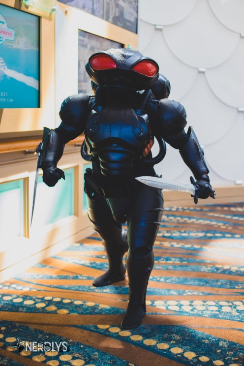 Black Manta by @southbayslade