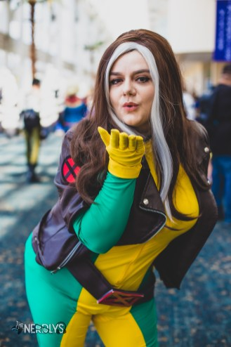 Rogue by @actcostumes