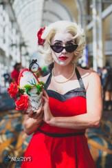 Harley Quinn @redtildeaddesign