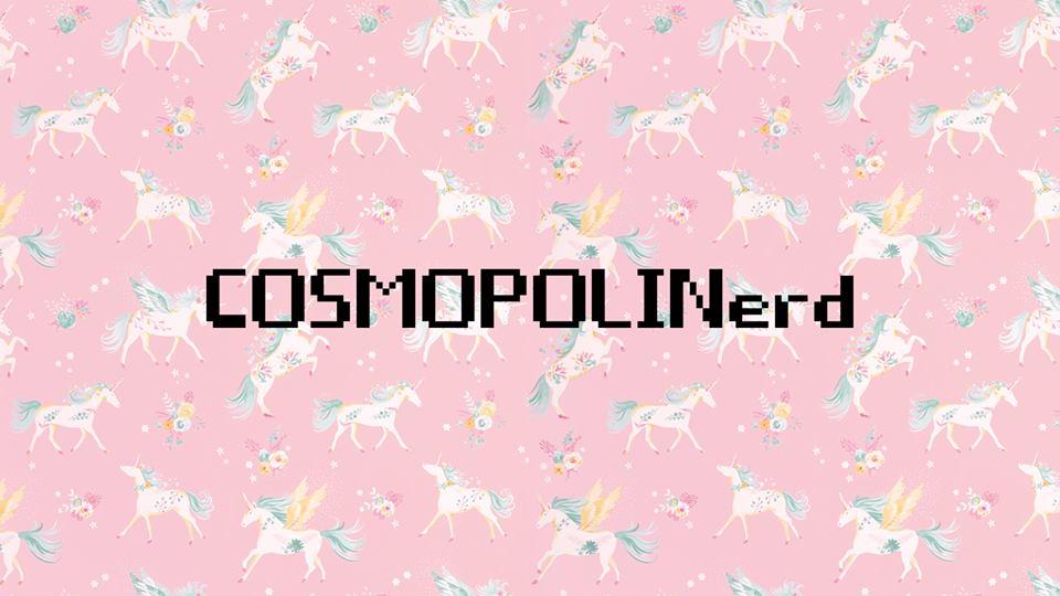 Conosciamo Giulia Cosmopolinerd