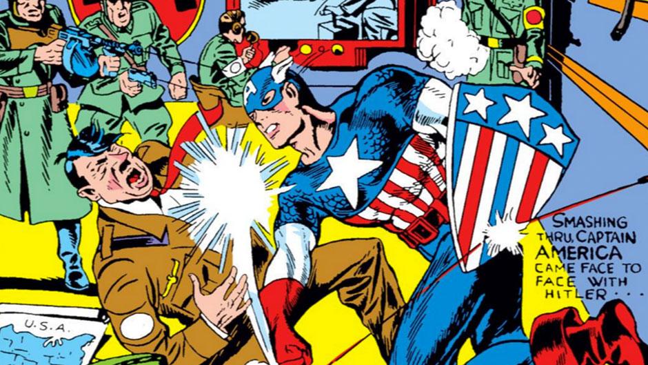 Supereroi Politici: Capitan America