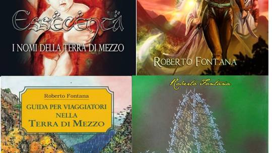 """""""Agli Elfi piace leggere"""" – intervista all'autore e calligrafo Roberto Fontana"""