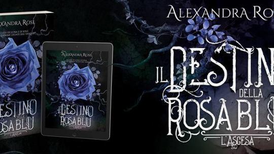 Il Destino della Rosa Blu – Rose blu e rose rosse