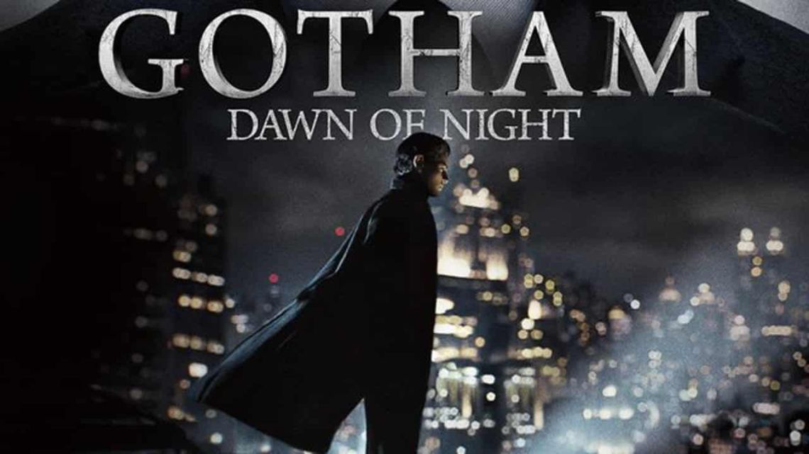Gotham IV: The Rise of the Dark Knight!