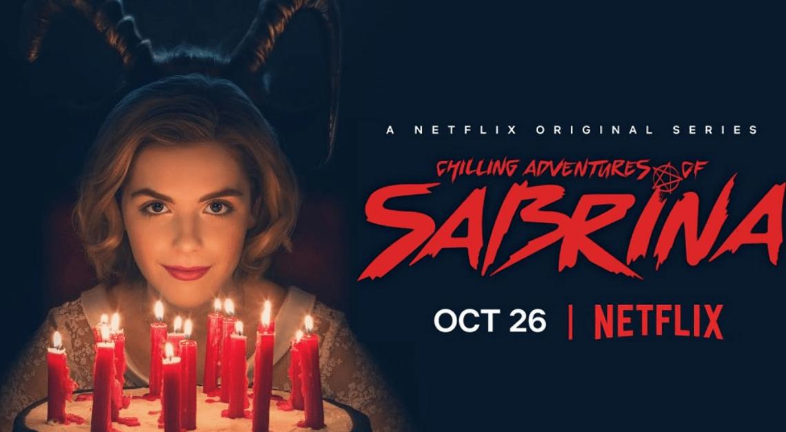 Sabrina Spellman e le sue nuove (terrificanti) avventure!
