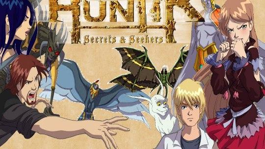 Huntik – Secrets & Seekers