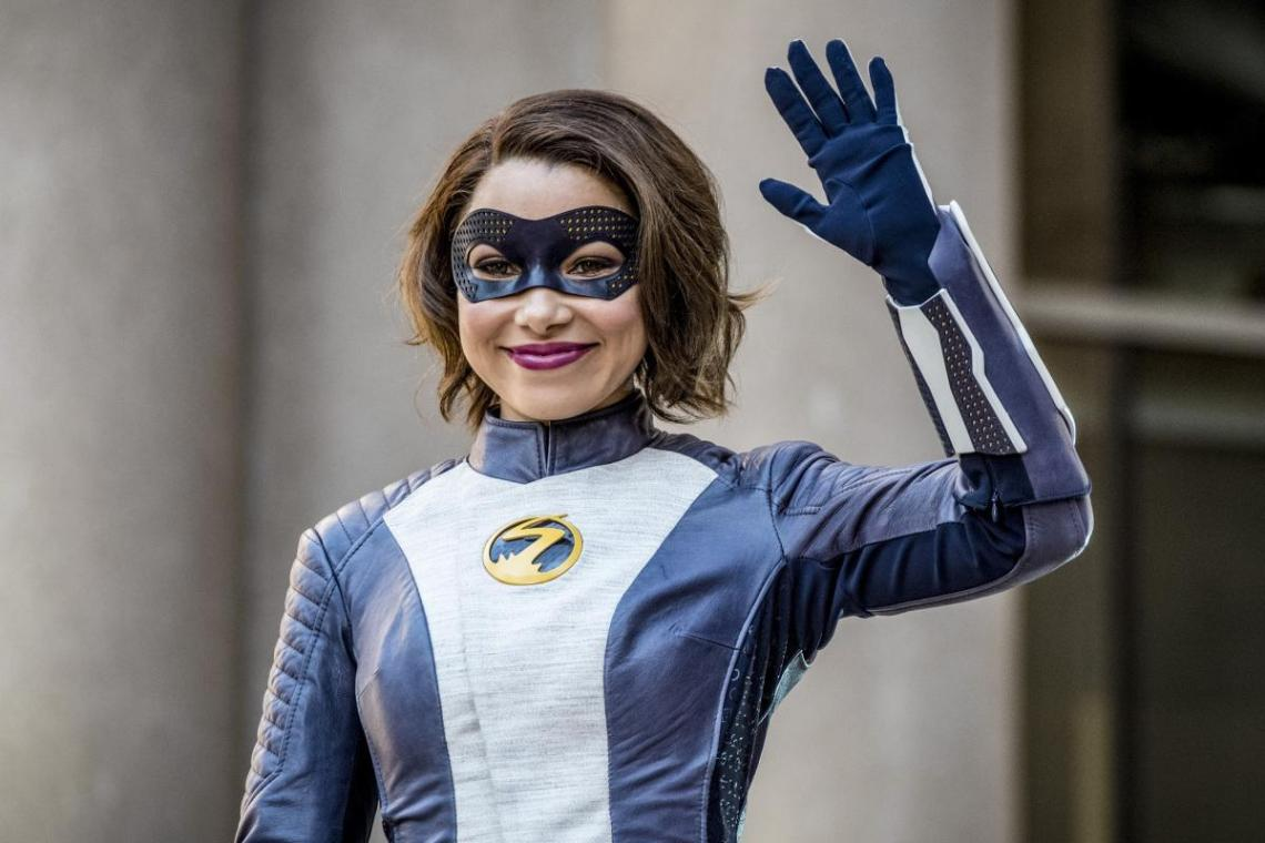 The Flash 5 - Nora