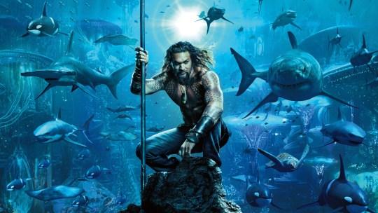 Aquaman: attenti a non bagnarvi