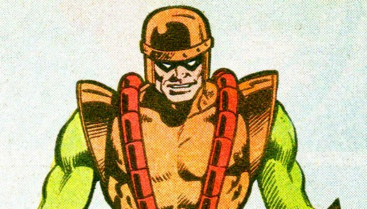 Supereroi Super-sconosciuti: Melter