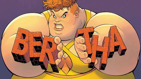 Supereroi super-sconosciuti: Big Bertha