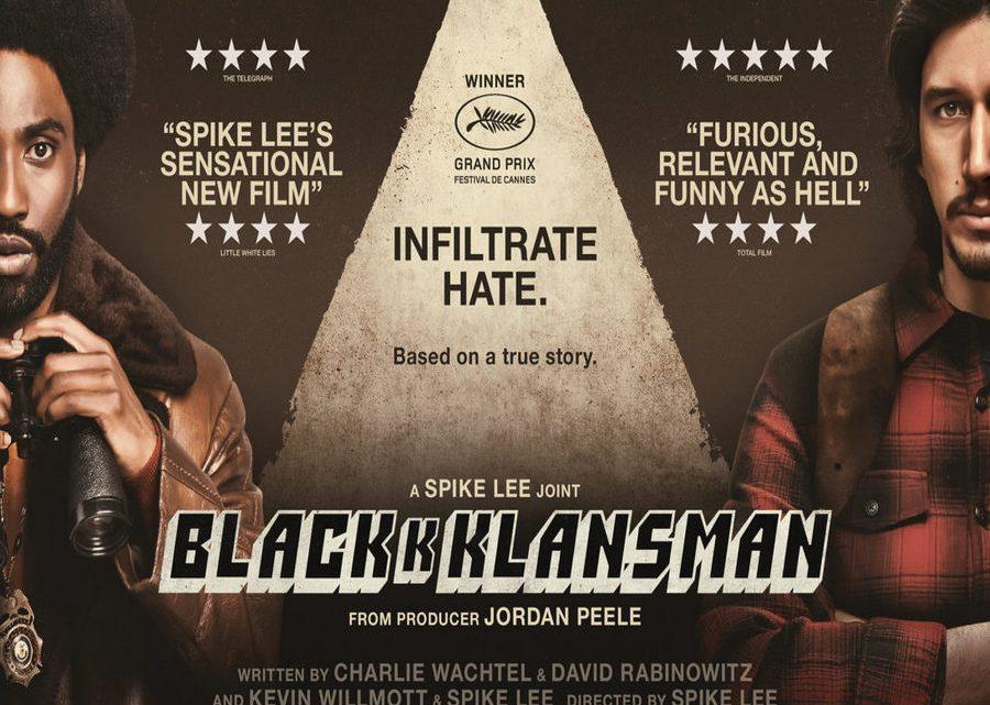Blackkklansman: Antirazzisti con stile agli oscar 2019