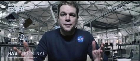 The Martian _ clip