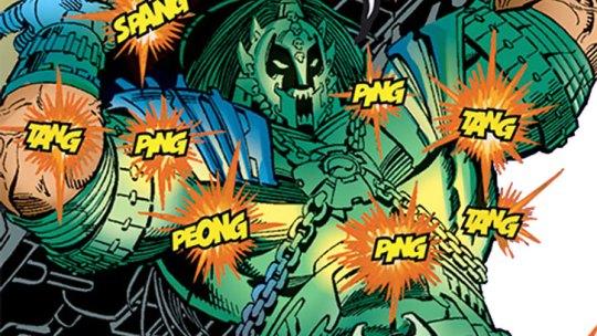 Super-eroi Super-sconosciuti: Pagan