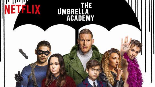 """""""Vi presento la prima classe dell'Umbrella Academy!"""""""