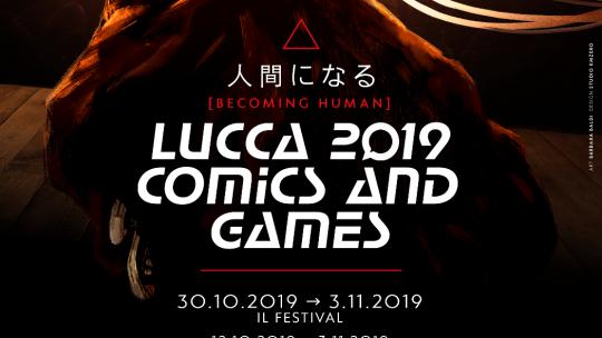 Chi non puoi perdere quest'anno a Lucca Comics!