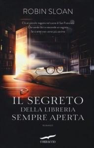 Il segreto della libreria - copertina