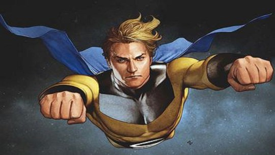 Sentry, il primo supereroe Marvel?