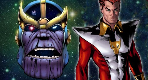 Starfox Thanos