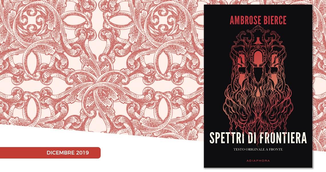 Spettri di frontiera: nuovo volume di Adiaphora Edizioni