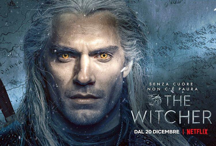 CinemaEvents: Geralt di Rivia, The Witcher – il pilot commento