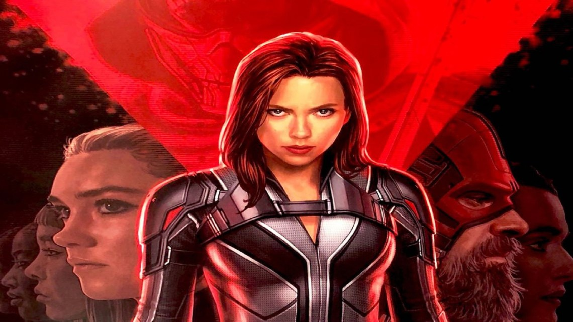 Black Widow: fa partire la nuova fase Marvel