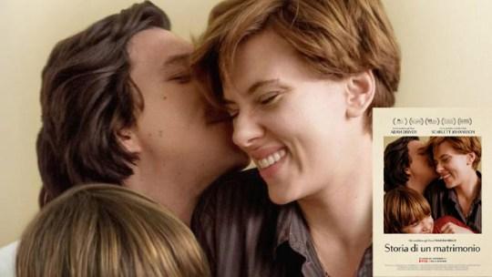 In corsa per gli Oscar: Storia di un matrimonio