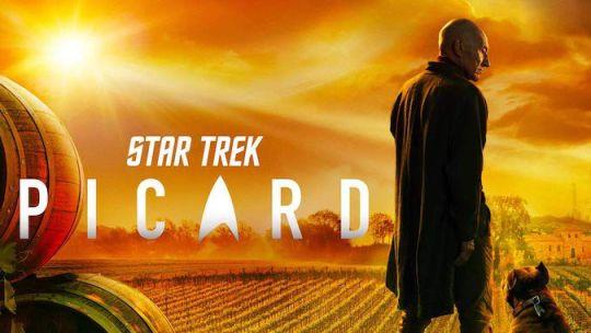 SPAZIO, ULTIMA FRONTIERA: il pilot di Star Trek-Picard